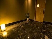 アロマテラピーサロン トゥーラ 自由が丘(TULA)の雰囲気(贅沢な広々とした岩盤浴個室でゆったりと!リフレッシュ★)
