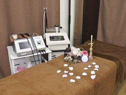 インディバサロンシャイン(INDIBA salon Shine)の写真