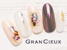 グランシュクアトロ 千葉店(GranCieux × QUATRO)/【成人式向け】ピンクミラー