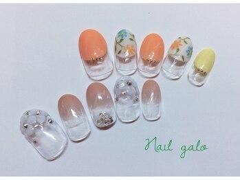 Nail galo_デザイン_06
