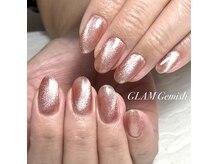 ネイルサロン グラム ジェミッシュ(GLAM Gemish)の雰囲気(流行りのマグネットネイルもカラー豊富に揃えております。)