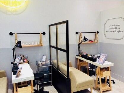 マニキュアハウス ラゾーナ川崎プラザ店(MANICURE HOUSE)の写真