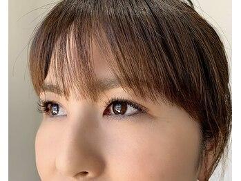 パールアイラッシュ(Pearl eye lash)/Cカール10.11.12 目尻長め