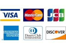 お会計は各種クレジットカード/PayPayがご利用頂けます♪