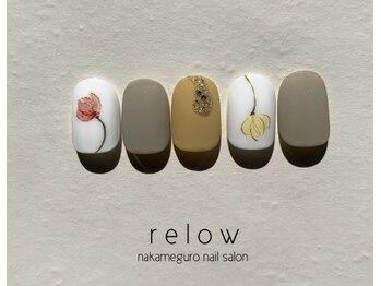 リロウ(relow)/フラワー×マット