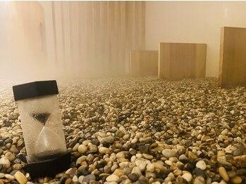 ミネラリズム(mineralism)の写真/【最新ミネラルミスト岩盤浴】リモートワークの方必見!ミネラルチャージで疲労回復/コリ解消/代謝アップ!