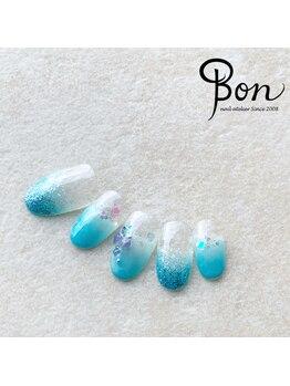 ネイルアトリエ ボン(nail atelier bon)/サマーネイル☆