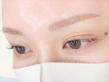 レボン アイラッシュ(rebon eyelash)の写真/【骨格&パーツ診断+美眉スタイリング¥6800】パーソナルなアイブロウデザイン!自眉を最大限に活かしたdesign