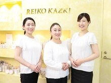 レイコカヅキ 東京サロン(REIKO KAZKI)の雰囲気(《スタッフ》皆様のお越しをお待ちしております♪)