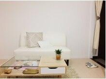 白を基調としたあなただけの隠れ家空間★