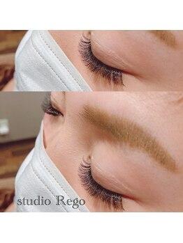 ヘアーアンドアイラッシュスタジオ レゴ(HAIR&EYE LASH Studio Rego)/ボリュームラッシュ160束