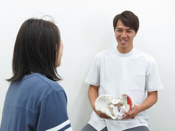 骨盤整体 高田馬場施術室(東京都新宿区)