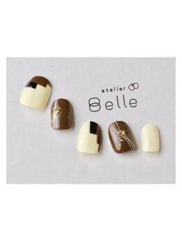 アトリエ ベル(atelier Belle)/チョコをぱくっと*