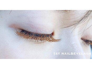 ファーストネイルアンドアイラッシュ 札幌駅前店(1stNAIL&eyelash)/カラーエクステ付け放題