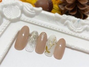 トータルビューティーサロン ブレス 天童店(BLESS)/ボタニカルネイル☆