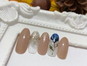 トータルビューティーサロン ブレス 天童店(BLESS)/ボタニカルネイル