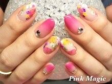 ピンクマジック(PINKMAGIC)/フラワーペイント