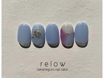 リロウ(relow)/ワイヤー×ワンカラー