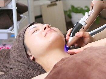 リュウ(le.lieu)の写真/《最新美容ニードレスインジェクター取扱い》専門店ならではの高い技術でお肌のお悩みを解消します♪