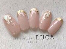 ネイルアトリエルカ(nail atelier LUCA)の雰囲気(オーロラネイル等トレンドのデザインも豊富にご用意しています★)