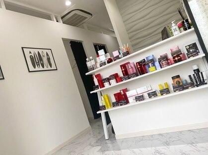 サロン ド ビューティージュエル(salon de beauty JEWEL)の写真