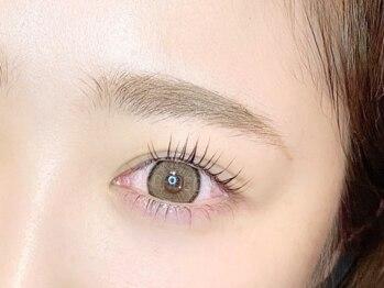 チョコ(CHOCO)の写真/逆さまつ毛が目に入ってしまう方、マスカラを綺麗に塗りたい方に!!下まつ毛パーマがおすすめです☆