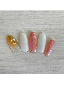 アッカネイル(acca nail)/6月マンスリーデザイン♪