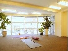 ミツサンジム 第1スタジオ(333 GYM)の雰囲気(ゆったり広々とした貸切空間でのプライベートレッスン♪)