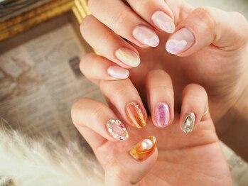 ルースネイル(loose nail)(大阪府大阪市中央区)