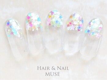 HAIR & NAIL MUSE ミューズ 新小岩店_デザイン_04