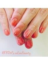 アローズ ネイル アンド ビューティー(ARROWS nail and beauty)/