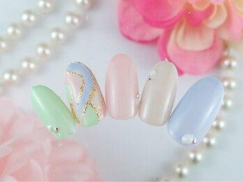 Nail & Epi Salon Lapis_デザイン_06