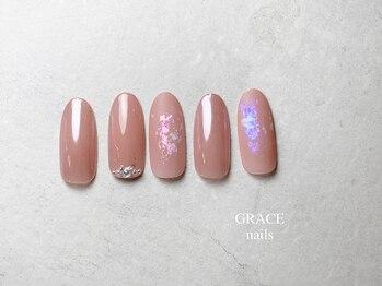 グレース ネイルズ(GRACE nails)/ベビーピンク