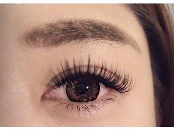 パールアイラッシュ(Pearl eye lash)/CCカール13
