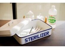清潔な店内と器具で寛ぎのひと時を!cotoの衛生管理ー開店から閉店までー