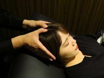 ヘッドミント 大須本店の写真/[男性スタッフ在籍]ホテルのような落ち着いた雰囲気でリラックス♪男性特有のお悩みもお任せください◎
