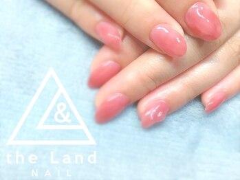 ザ ランド ネイル(the Land Nail)/水滴 △松下