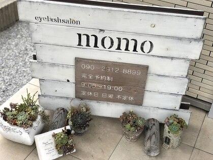 モモ(momo)