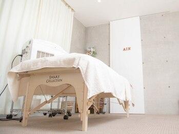 ボタニカルサロン アイン(Ain)の写真/完全個室☆白金高輪の静かで上品な空間で極上のひとときを体感♪妊活や女性の悩みを解決できるサロン!