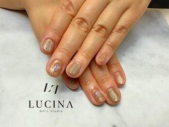 ネイルスタジオ ルキナ(LUCINA)/YM-377 大人上品カラー