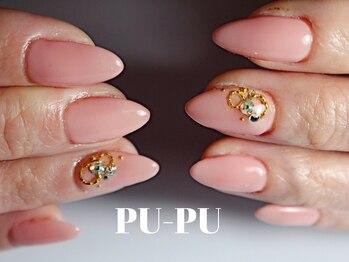 ププ(PU-PU)の写真/どんなTPOにもピッタリなシンプルネイルから華やかデザインまで☆爪先から日常に彩りを…♪