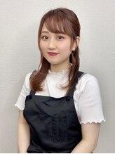 まつげエクステサロン ヘアーリゾートエーアイ 新宿西口店(hair resort Ai)阿部 可奈子