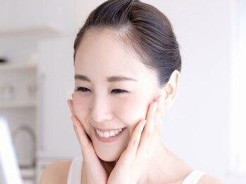 シェアエステ(SharEsthe)の写真/ハイフフェイス30分¥2750(初回説明付)♪セルフで納得の効果を実感!すっぴんにも自信が持てるツヤ肌美人へ☆