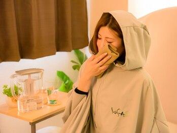 ヨサパーク ラナンキュラス 橋本店(YOSA PARK Ranunculus)の写真/《YOSA》で身体の芯からあったまる♪悩んでいた冷え性の改善は、是非《YOSA PARK Ranunculus》で☆