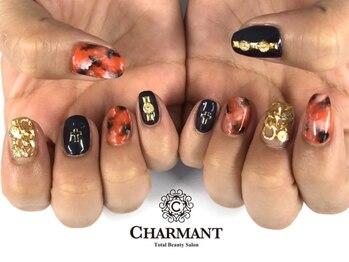 トータルビューティーサロン シャルマン(CHARMANT)/【定額】Basicコース ¥6980
