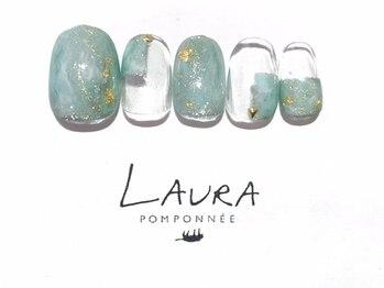 ローラポンポニー(Laura pomponnee)/2月【feminine freedom】