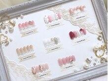 ティアラリュクス 稲毛店(Tiara Luxe)の雰囲気(オフィスネイル~華やかネイルまで300種類以上のサンプルあり!)