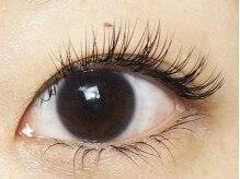 ロータスアイラッシュ(LOTUS eyelash)/【ナチュラル】正面から
