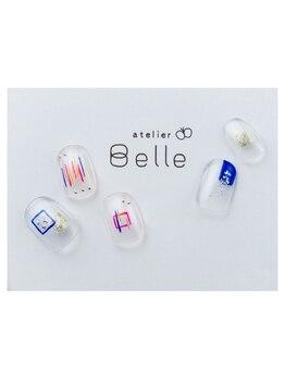 アトリエ ベル(atelier Belle)/キラキラを潜めて*