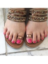 foot ネイル